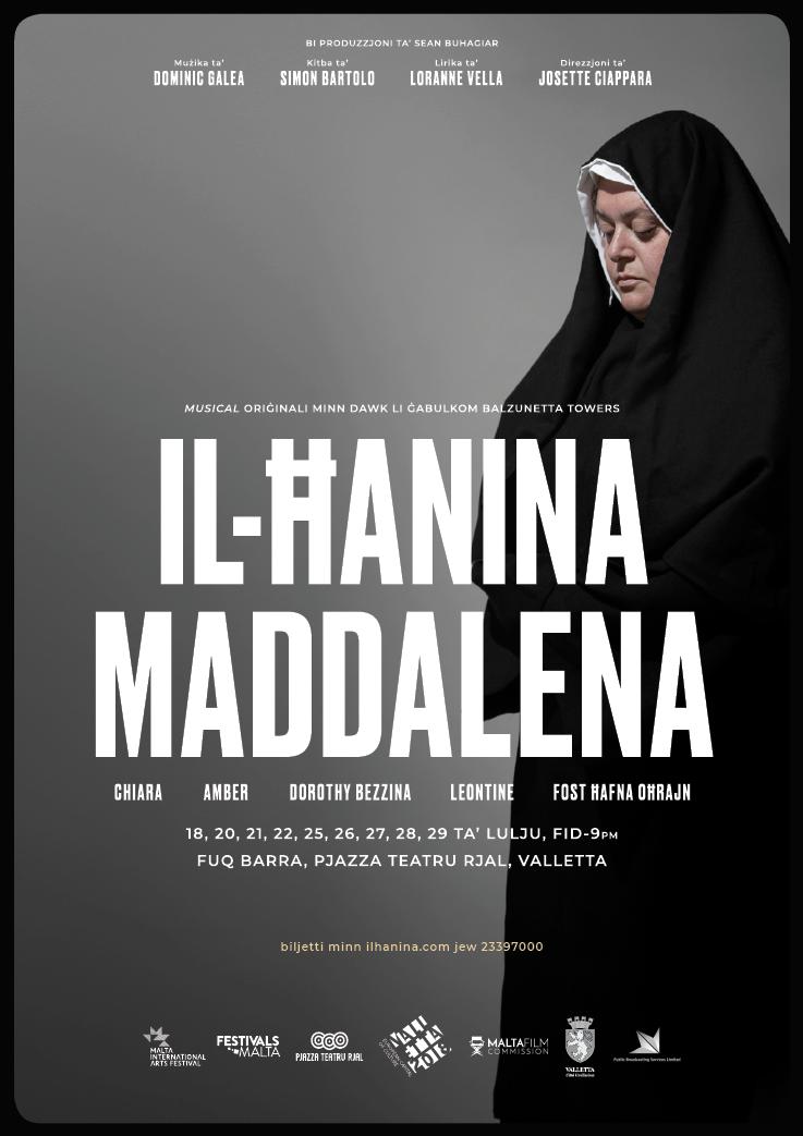 Il-Hanina Maddalena flyer