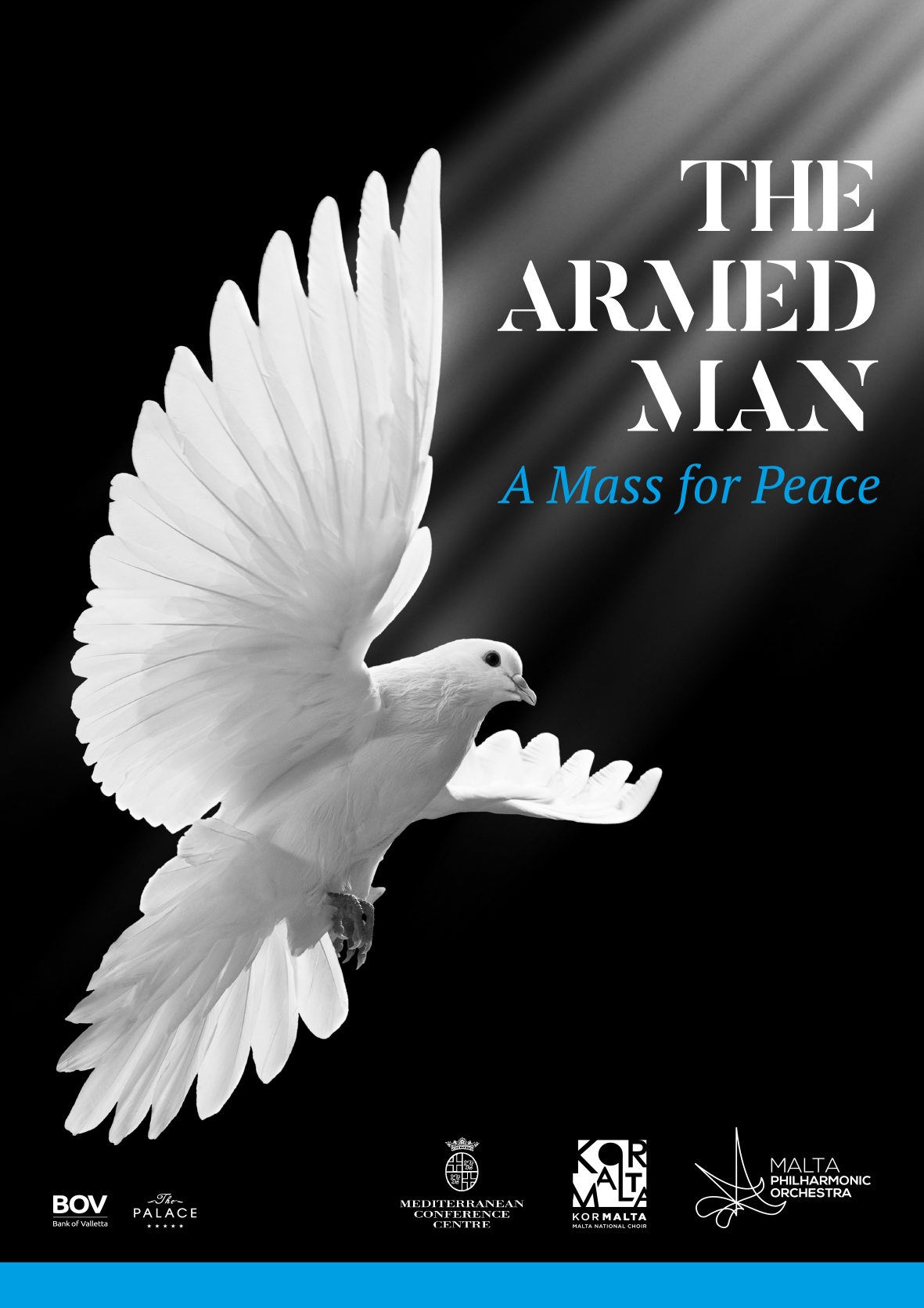The Armed Man flyer