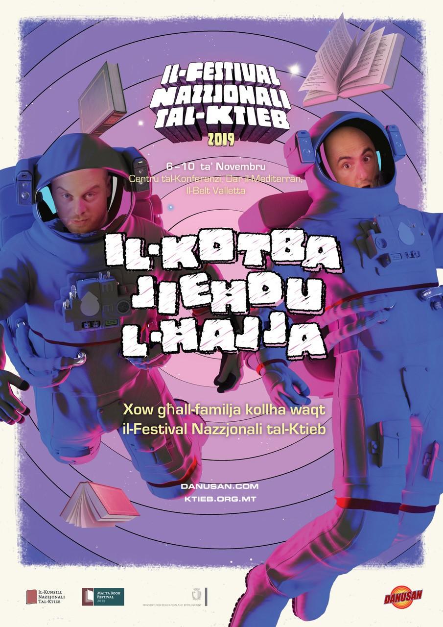 IL-KOTBA JIEHDU L-HAJJA flyer