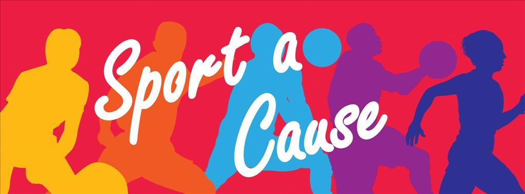 Sport A Cause Dodge Ball Bonanza flyer