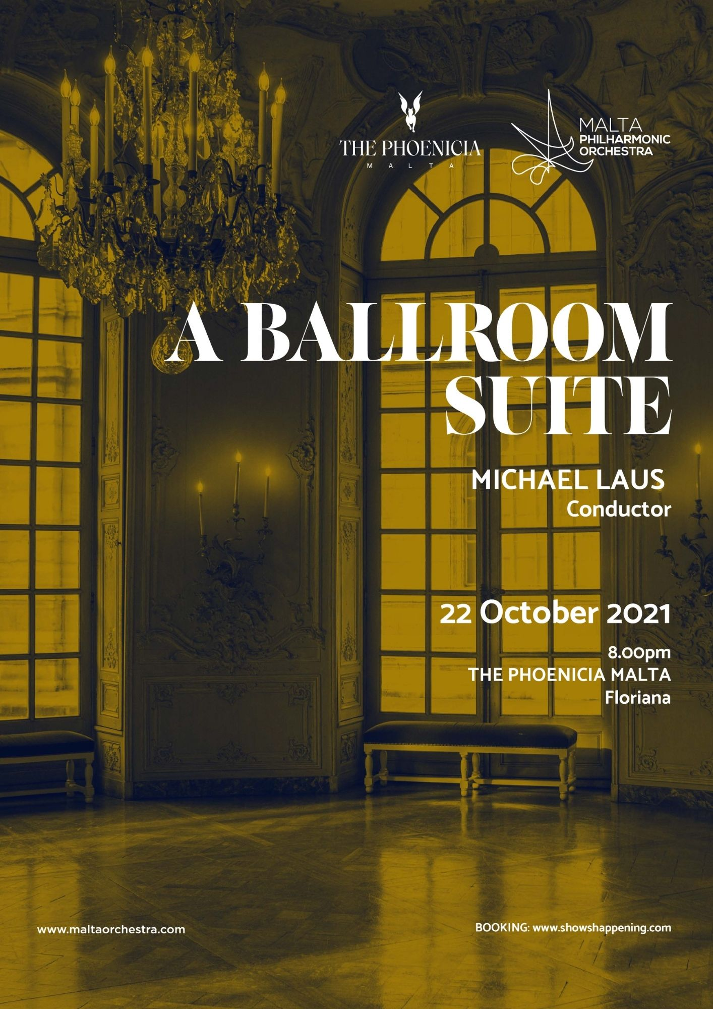 A Ballroom Suite poster
