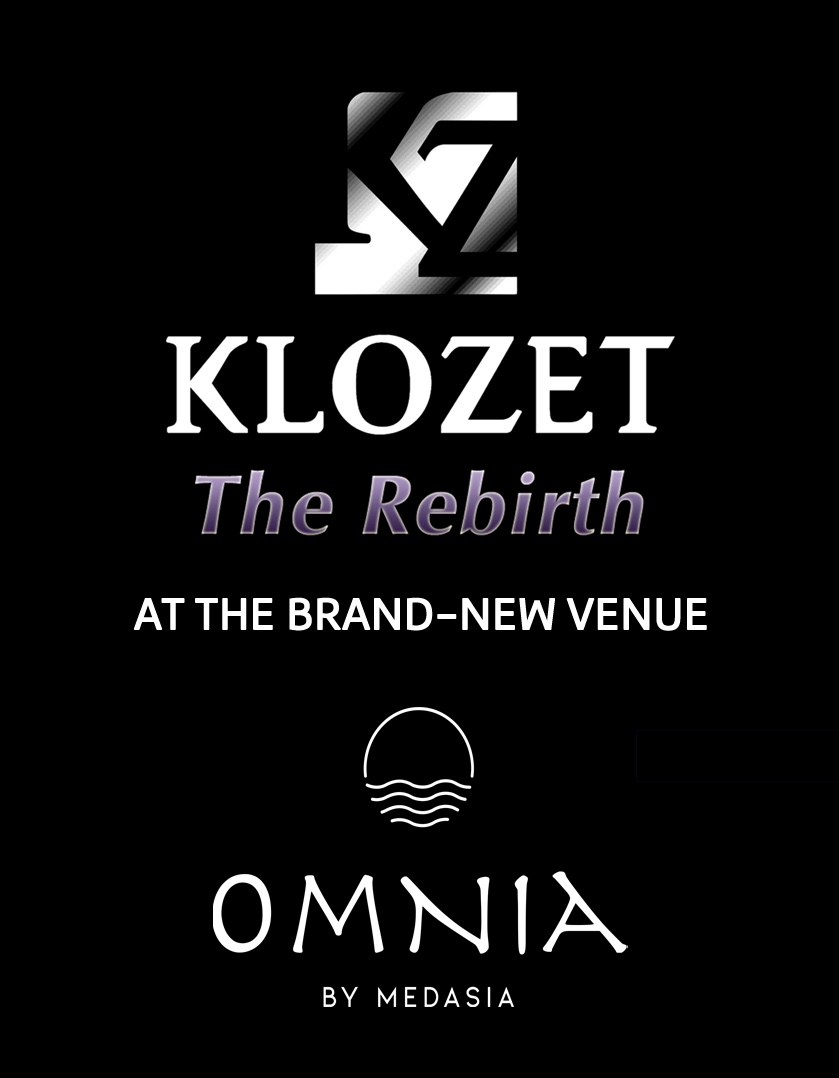 KLOZET The Rebirth flyer