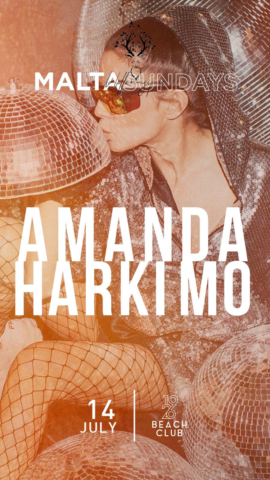 Amanda Harkimo la belle musique malta sundays 2019 ft. amanda harkimo