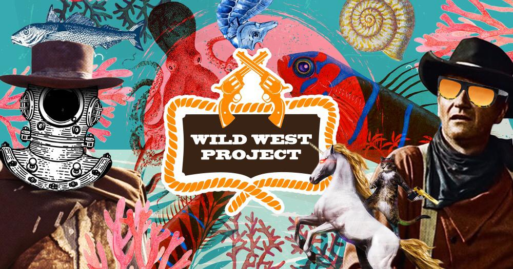 Wild West Project Summer Edition: by the Sea! flyer