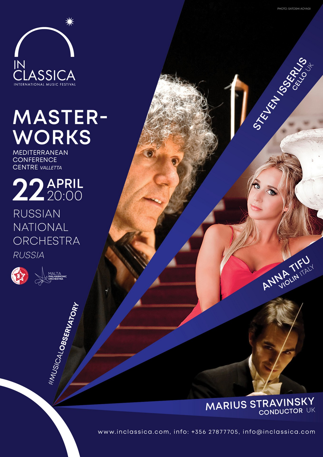 InClassica: MASTERWORKS poster