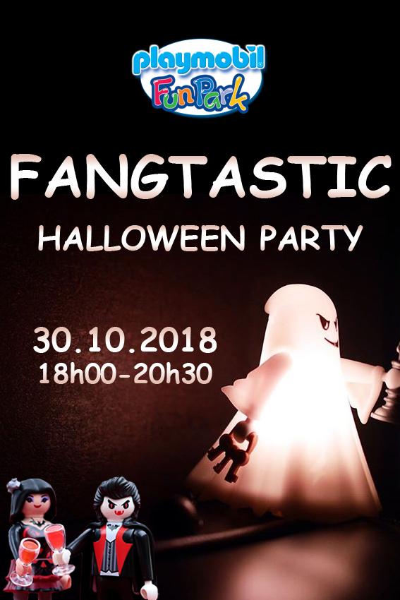 Fangtastic Halloween Party
