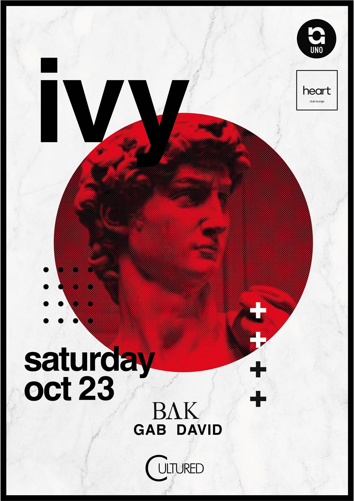 IVY [FRESHERS EDITION] poster