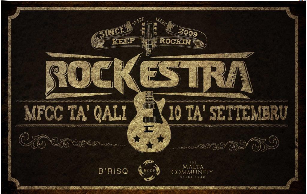 Rockestra 2016 flyer