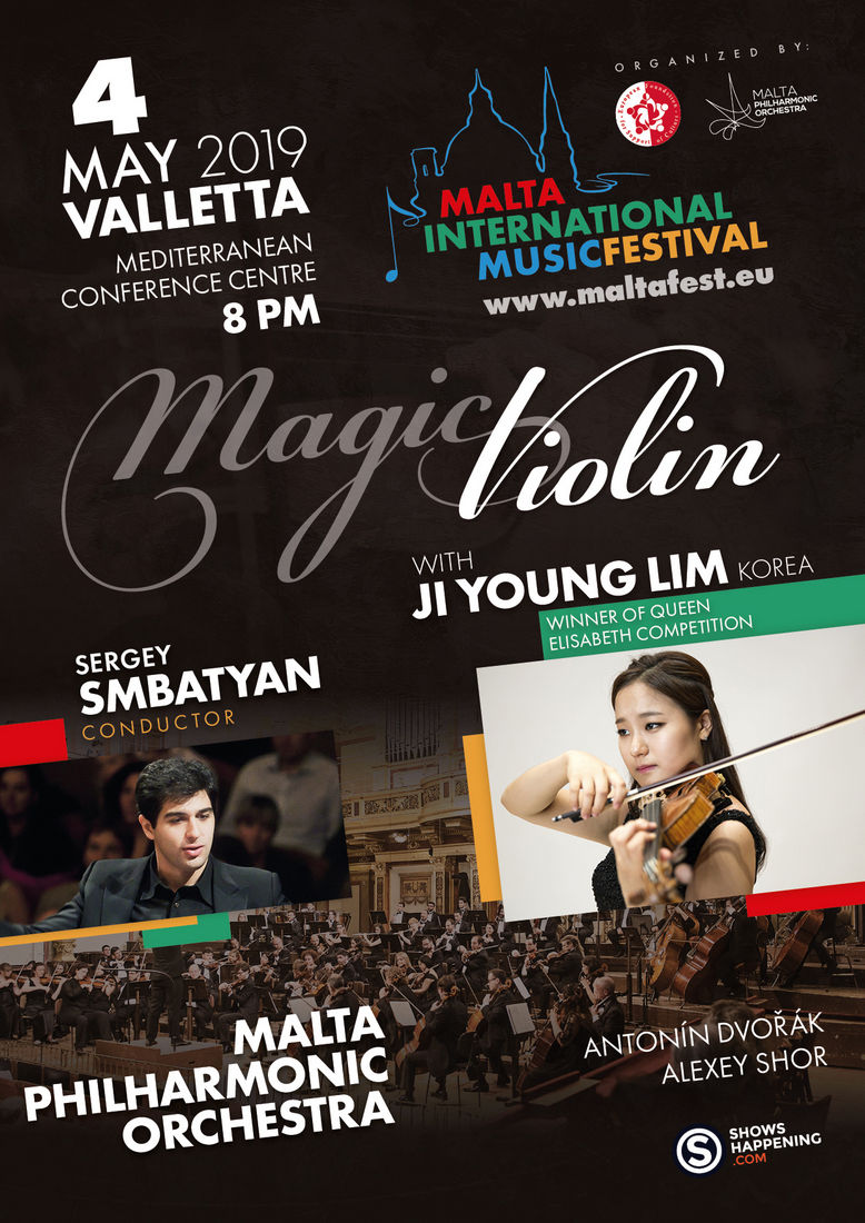 Magic Violin flyer