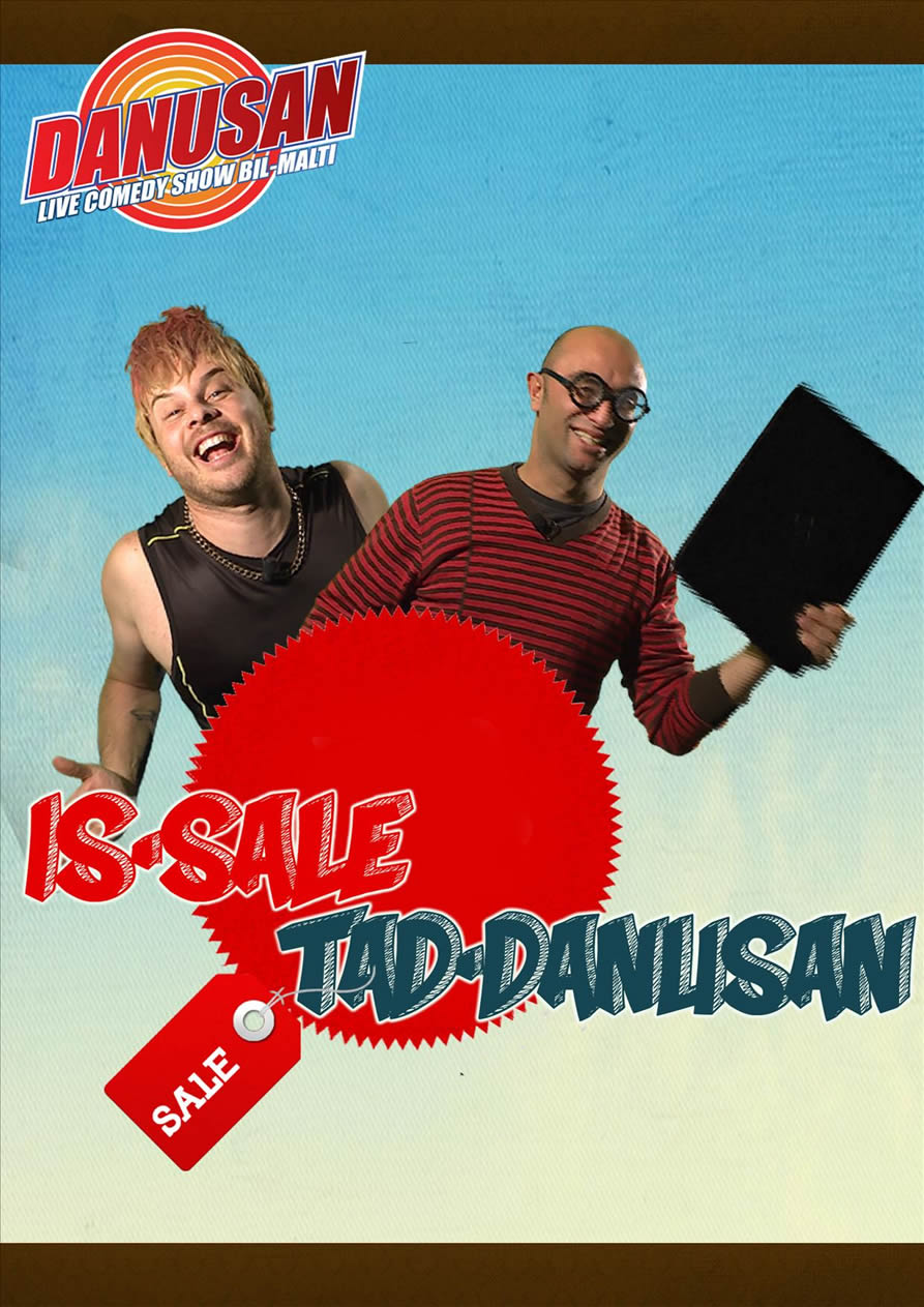 is-Sale ta' DANUSAN flyer