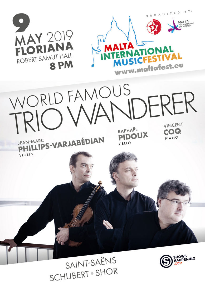 Trio Wanderer flyer