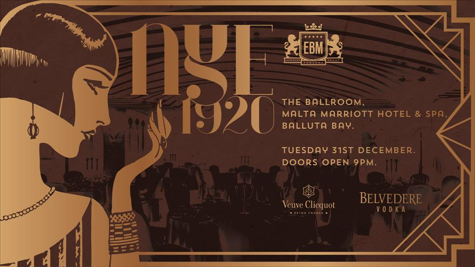 EBM NYE 1920 flyer