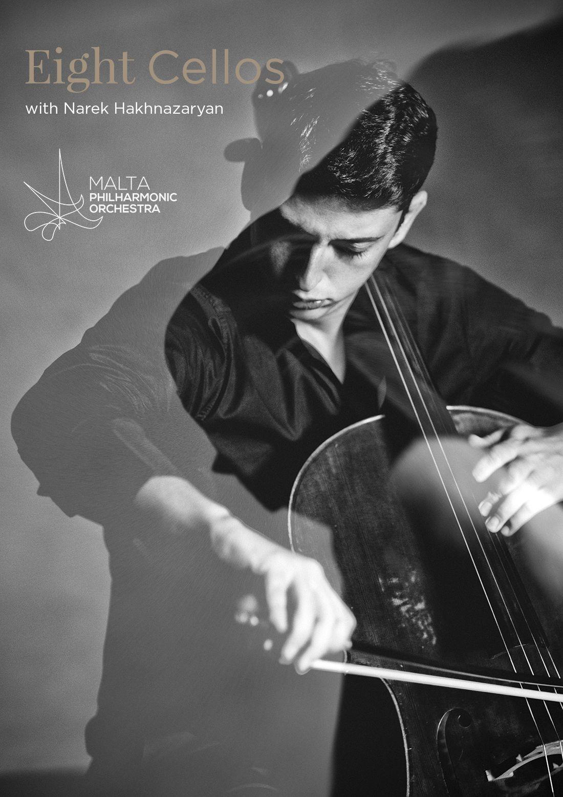 Eight Cellos with Narek Hakhnazaryan flyer
