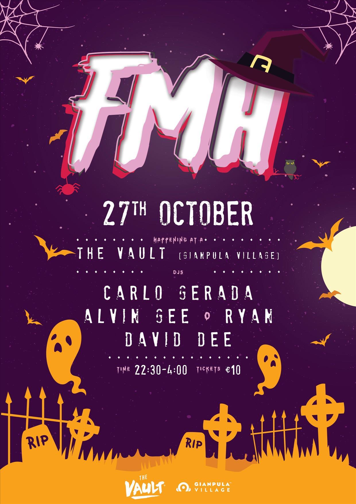 FMH flyer
