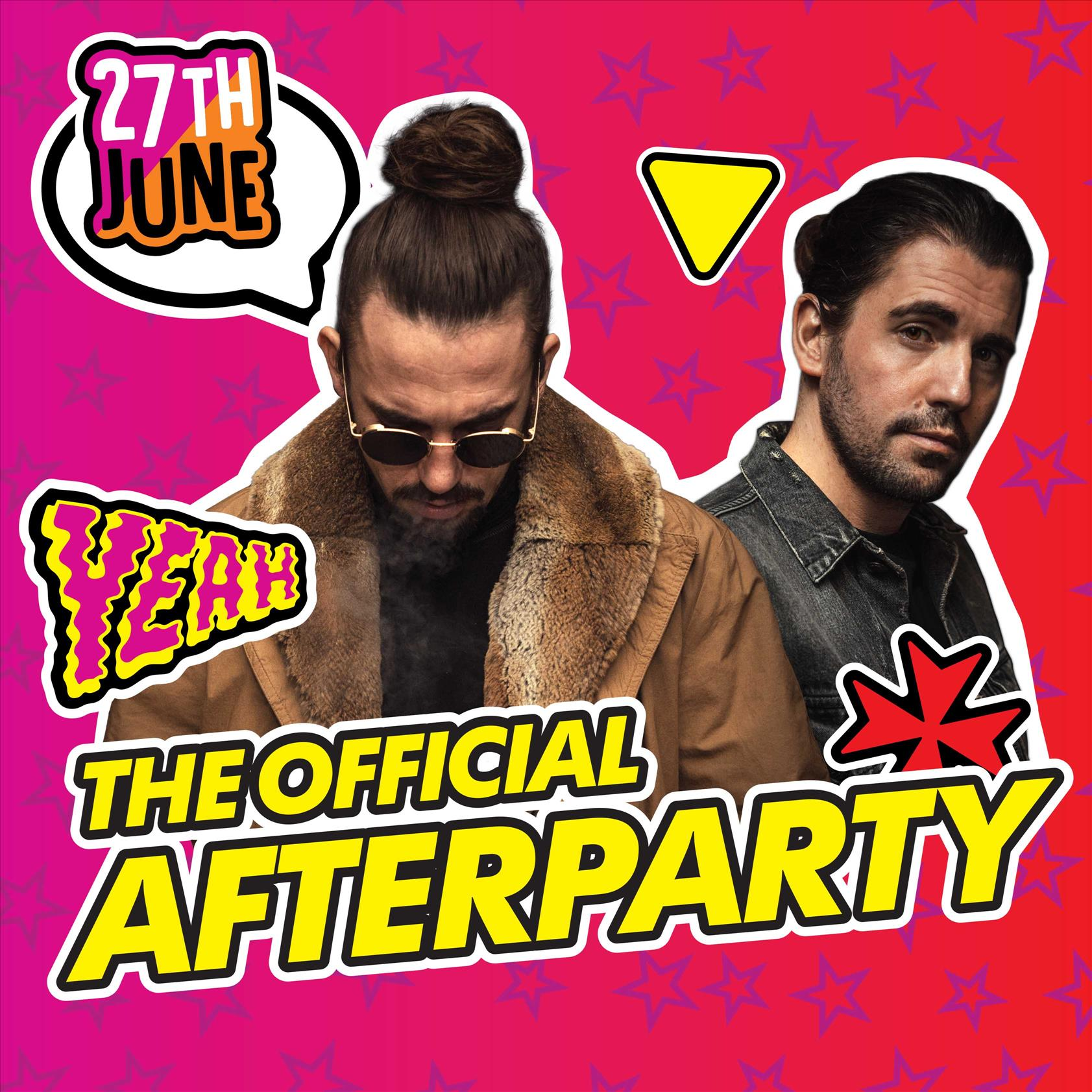 Isle of MTV Malta Music Week 2018 - Official After Party flyer