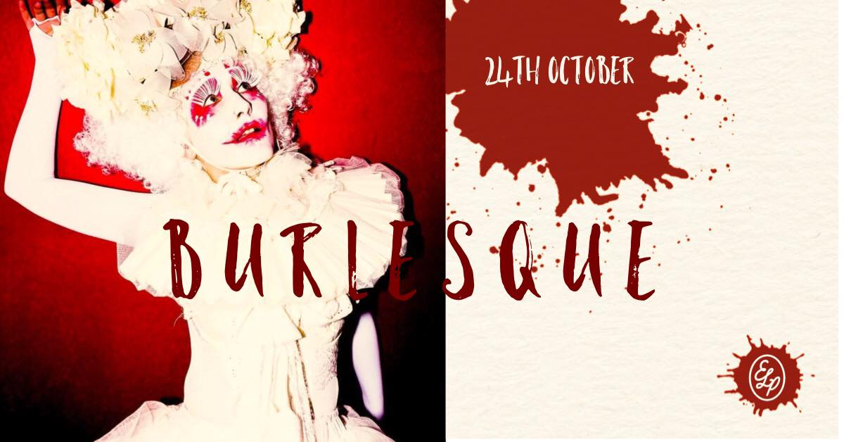La Rouge; Halloween Special Feat Lilly Mortis flyer