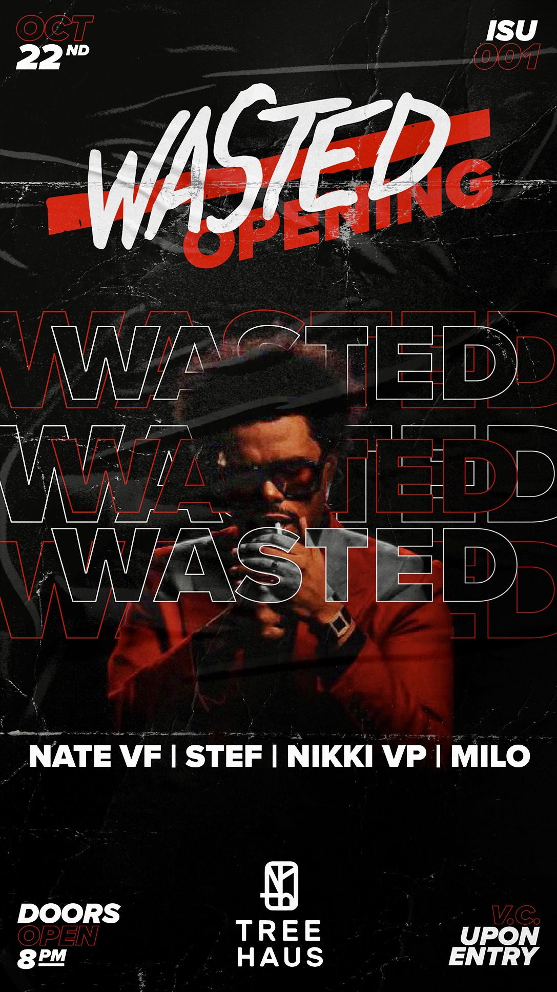 Wasted .:. The Opening poster