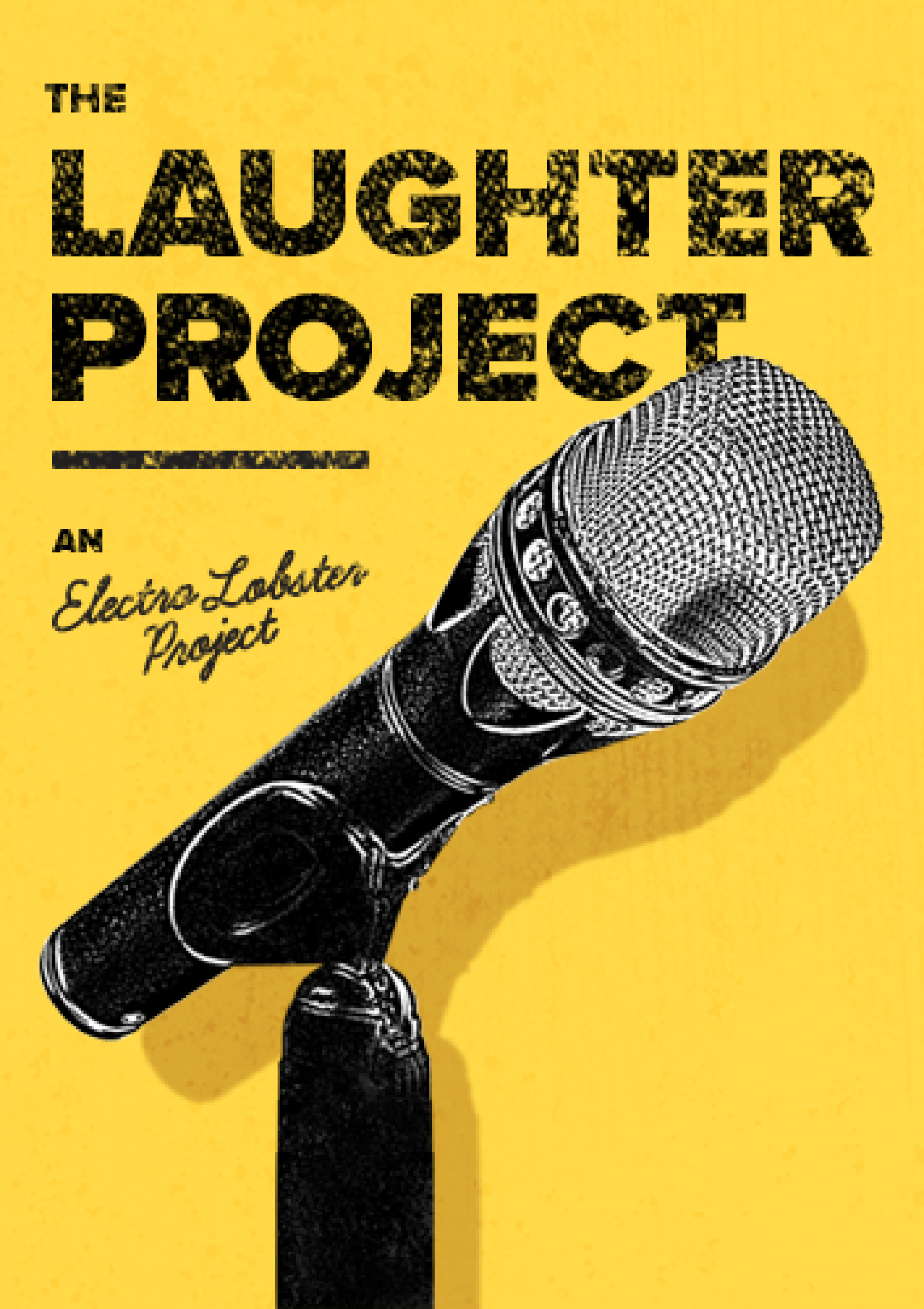 The Laughter Project flyer