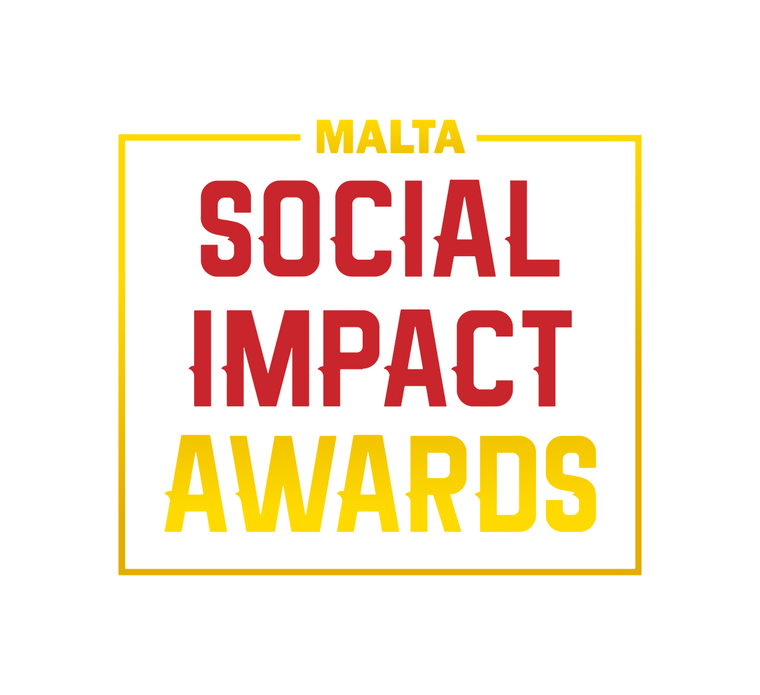 Malta Social Impact Awards 2019 Dinner - Malta's Got Impact flyer