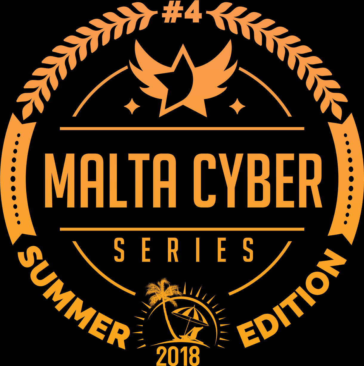 Malta Cyber Series #4 flyer