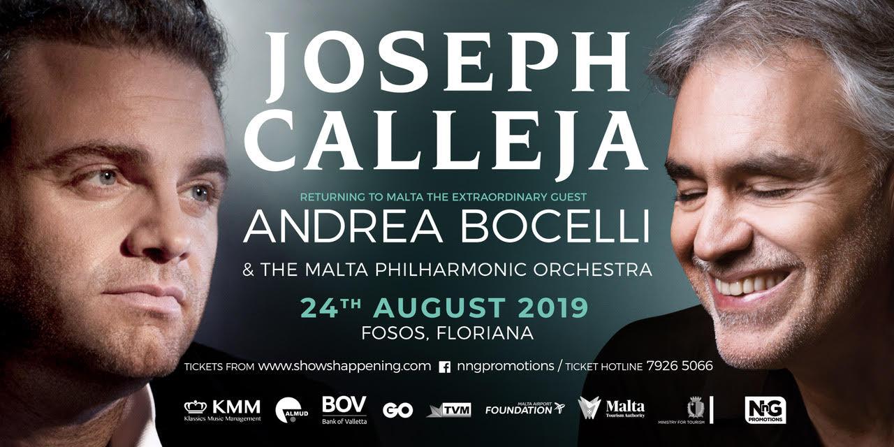 Joseph Calleja 2019