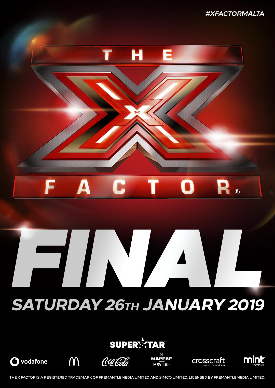 X Factor Malta Final