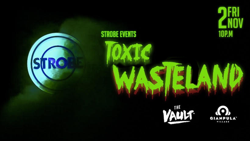 Toxic Wasteland flyer