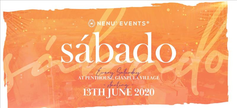 Sabado by Nenu' Events