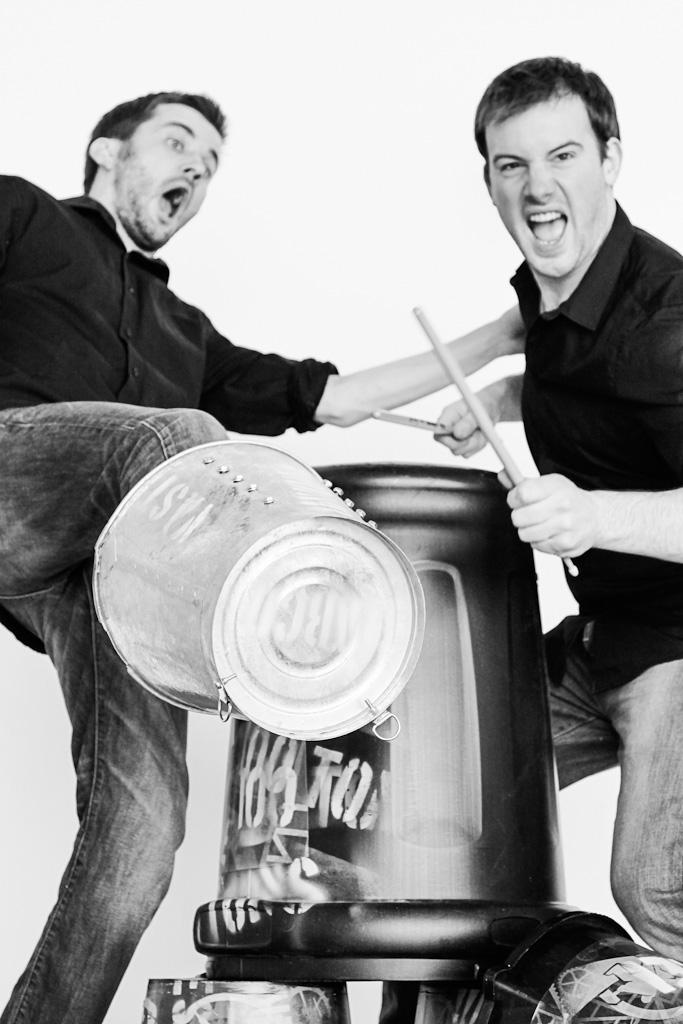 The Three Palaces Festival - O Duo (Marimba & Percussions) flyer