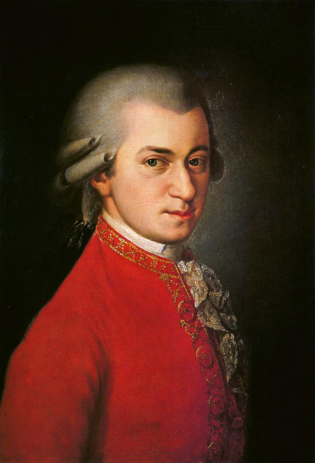 MOZART: REQUIEM, AND OTHER SACRED WORKS flyer