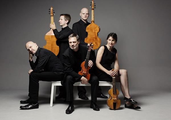The Three Palaces Festival - Phantasm (viol quintet) flyer