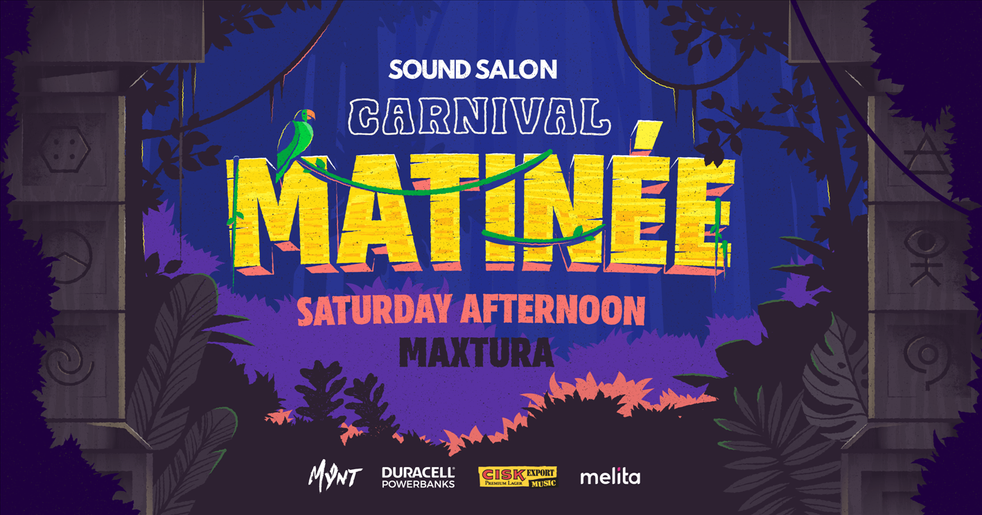 CARNIVAL MATINÉE - Gozo Saturday Afternoon flyer