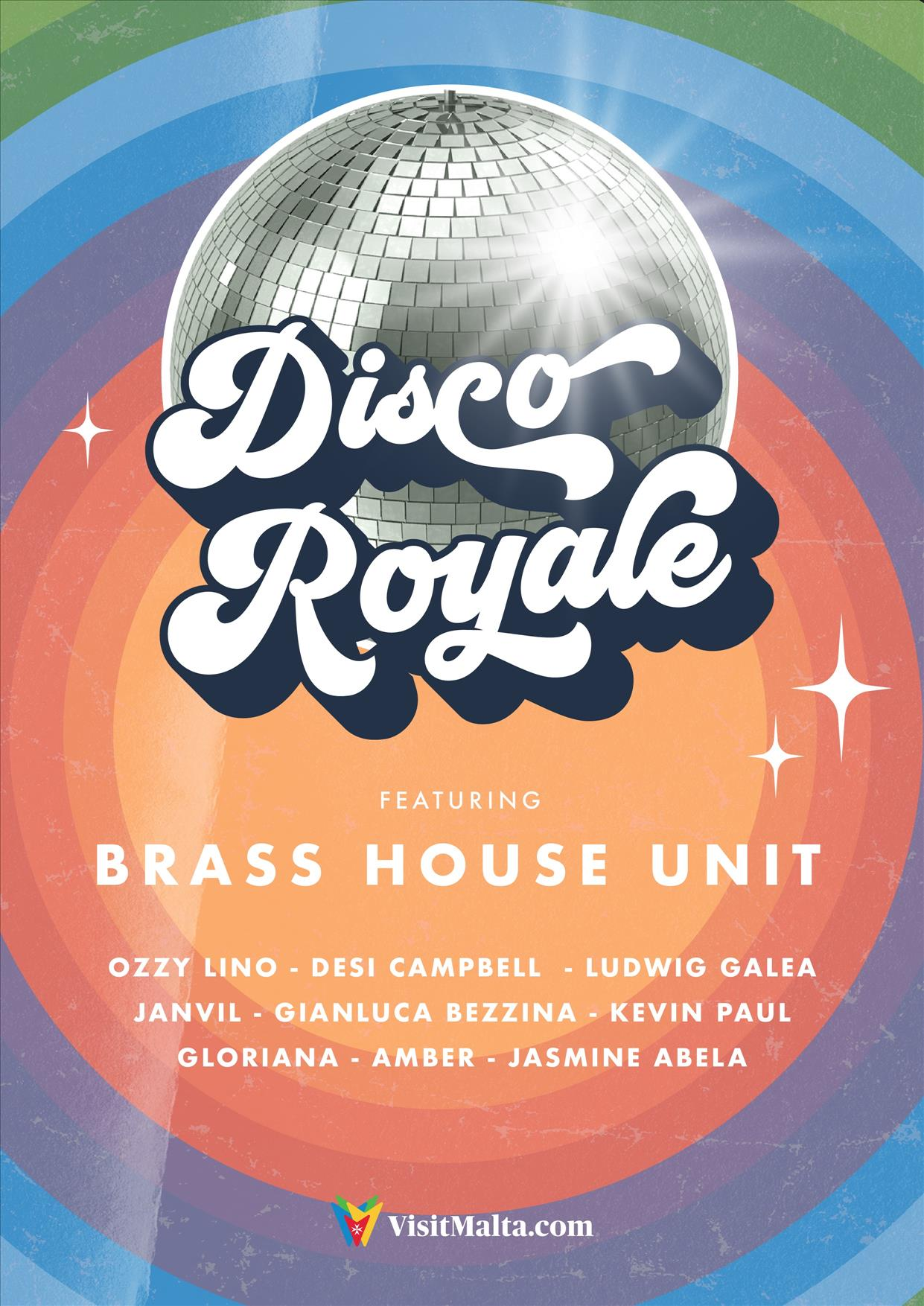 Disco Royale Feat. Brass House Unit