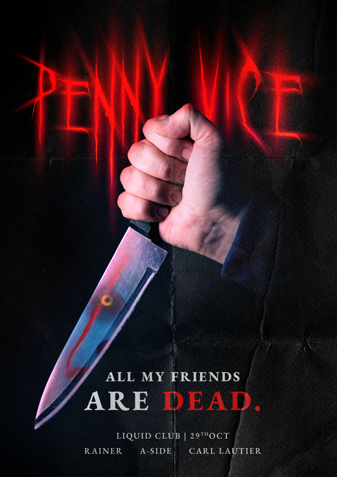 Penny Vice poster