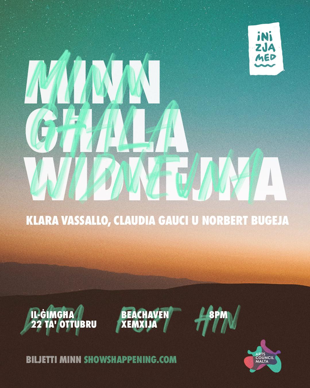 Minn Għala Widnejna poster