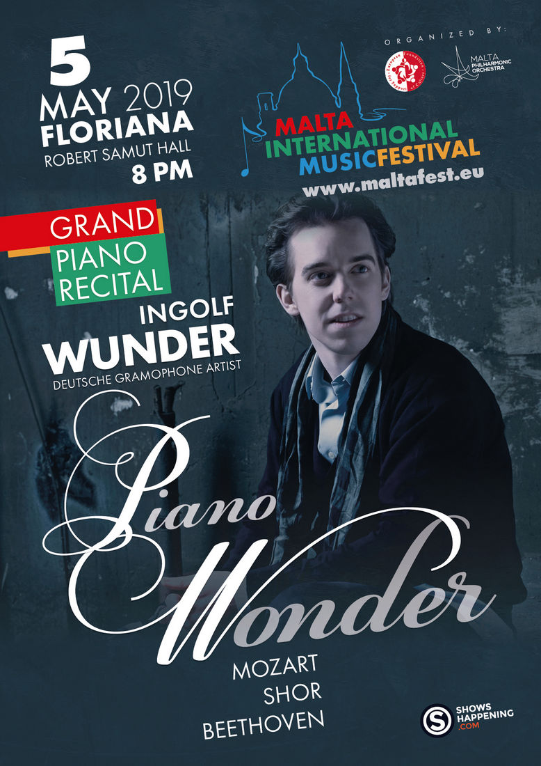 Piano Wonder flyer