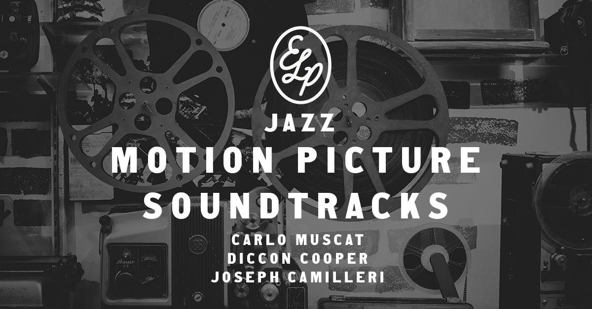 ELP Jazz: Broadway Classics flyer