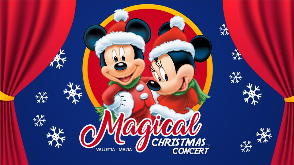 Magical Christmas Concert 2019 flyer