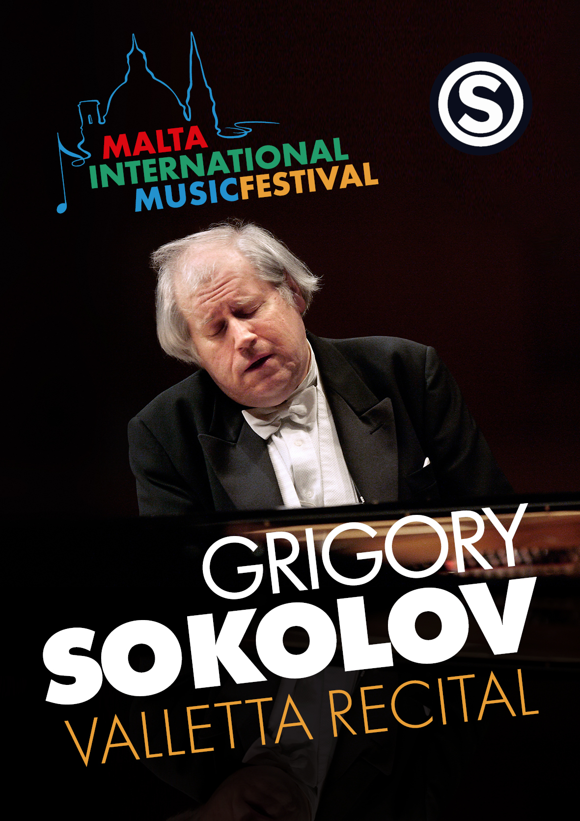 The Legend Back in Malta -Grigory Sokolov