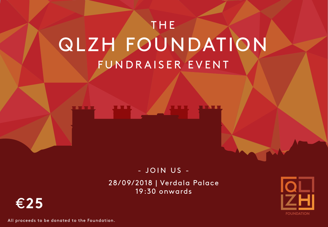 QLZH Foundation - Fundraiser Event 2018