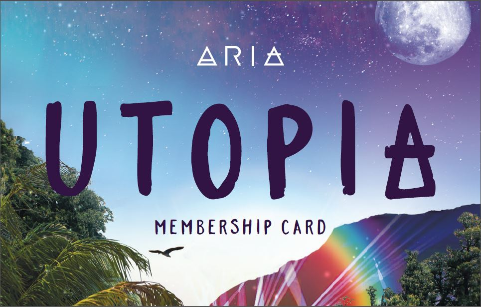 UTOPIA SUNDAY'S SUMMER 2017 MEMBERSHIP flyer