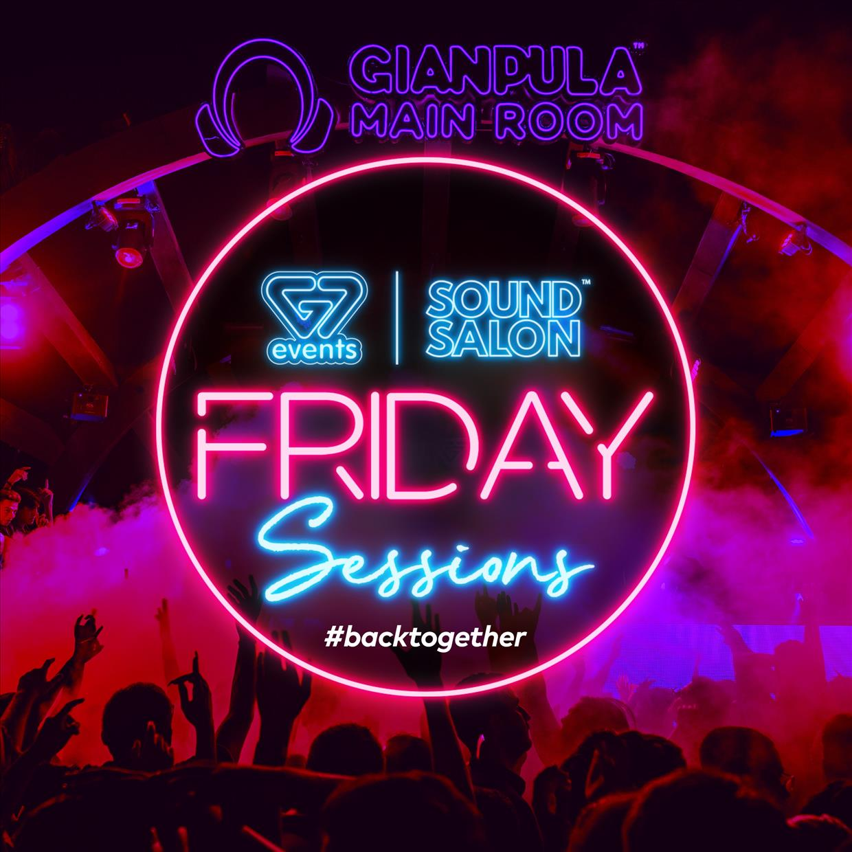 G7 Events & Sound Salon - Fridays 2020