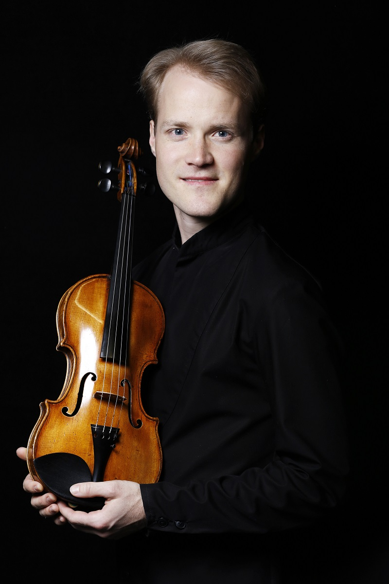 The Three Palaces Festival - Koncz String Trio flyer