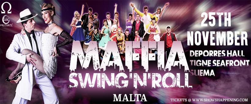 Maffia Swing'N'Roll - the musical flyer