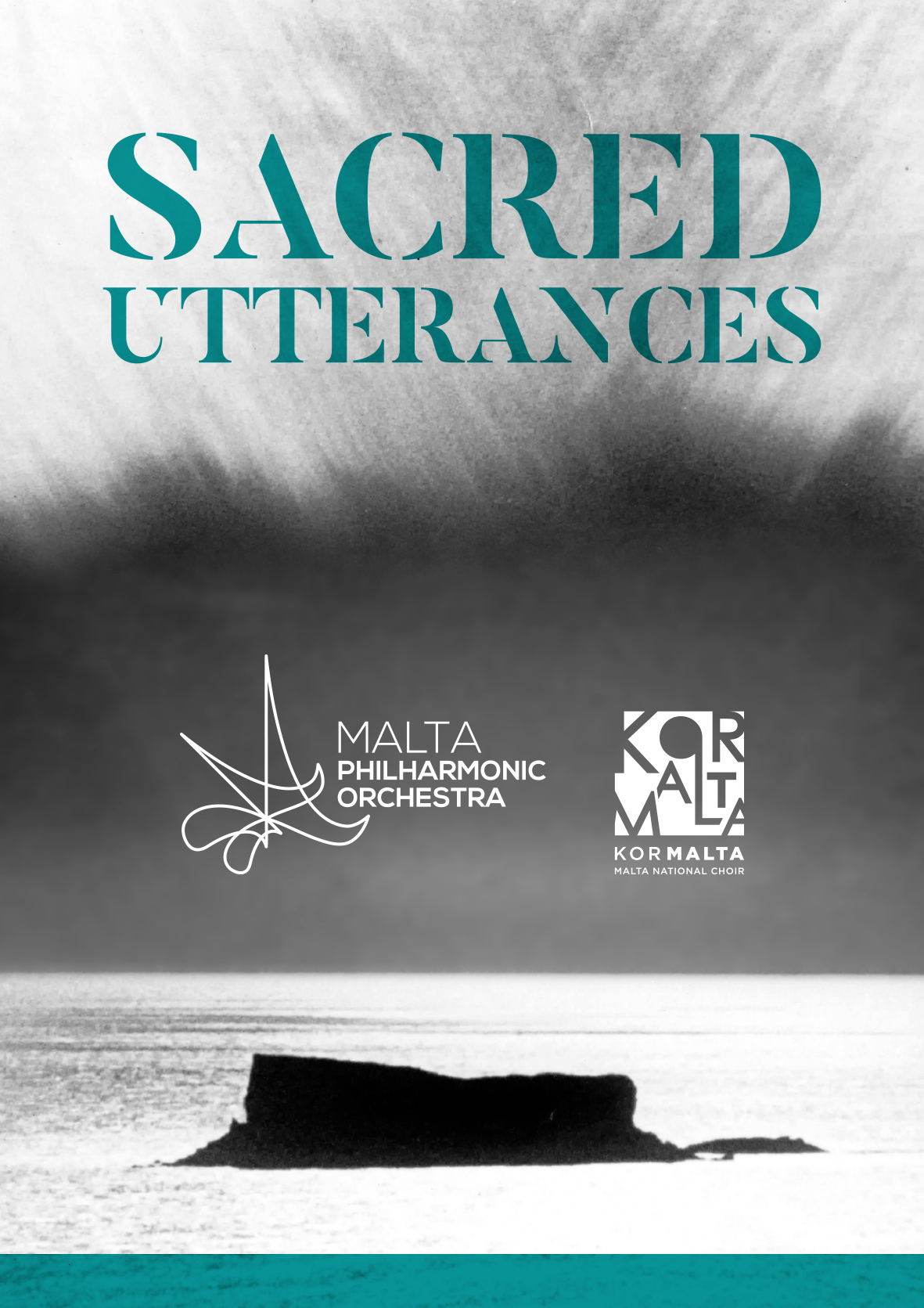 Sacred Utterances flyer
