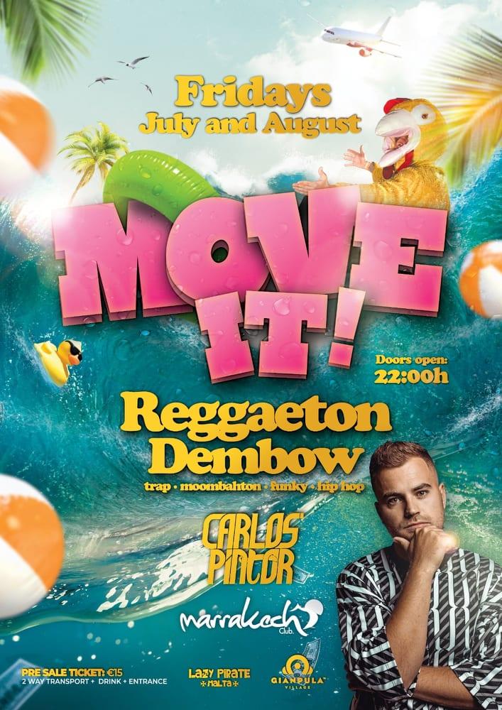 Move It! Malta flyer