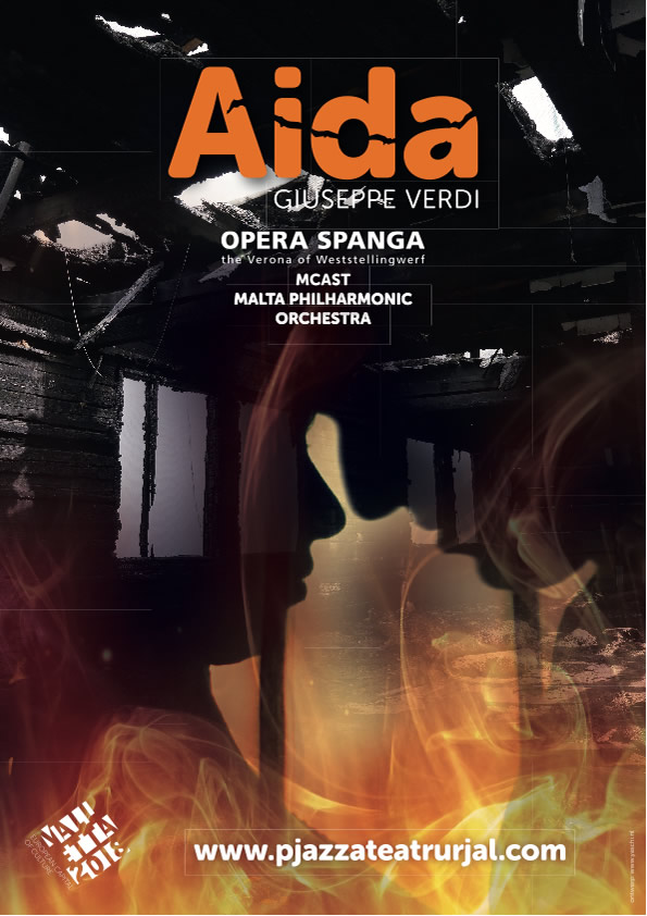 Aida flyer