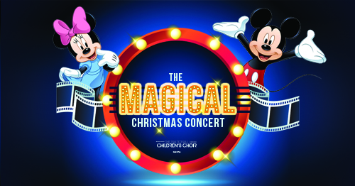 The Magical Christmas Concert flyer