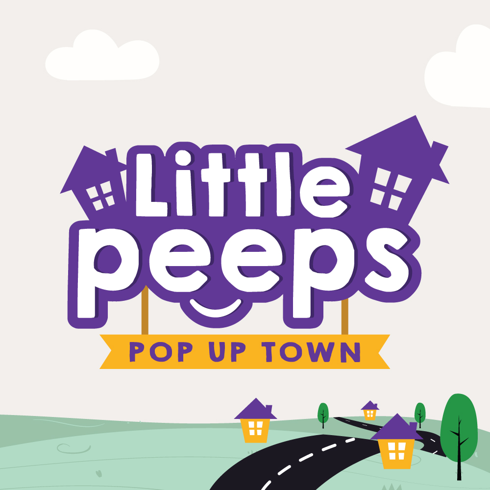 Little Peeps Popup Town - Pembroke flyer