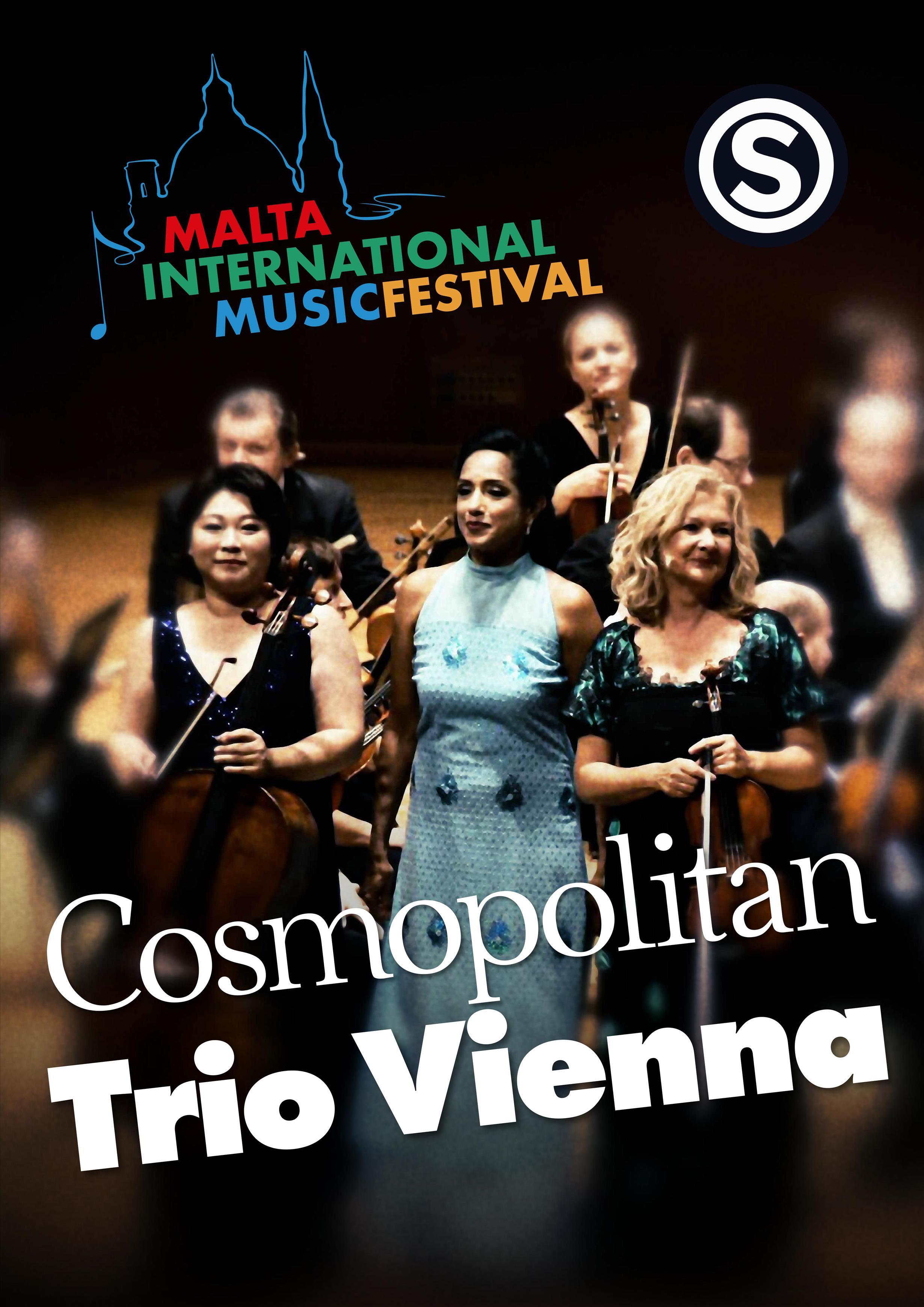 COSMOPOLITAN TRIO VIENNA flyer